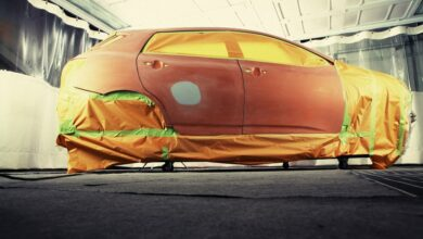 Photo of 4 Factors to Consider When Repainting Your Car