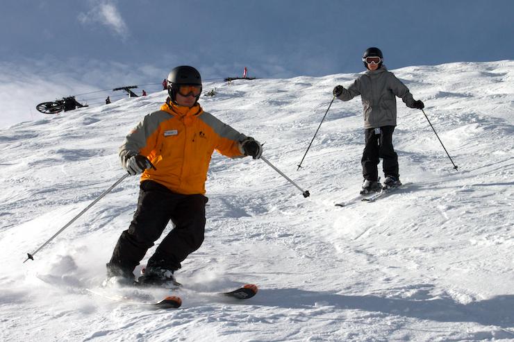 Learn Skiing
